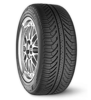 Pilot Sport A/S Plus Tires